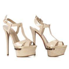 Buty skórzane Le Sella