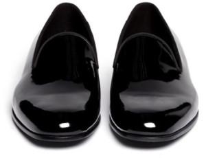 buty skórzane armani